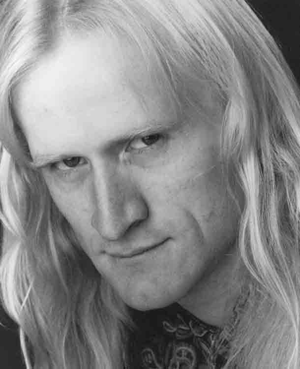 Dean Haglund from X-Files